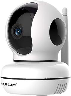 「C46SWIP/SD32」C46S 200万画素 SDカード32GB同梱モデル 防犯カメラ VStarcam WIFI クラウド MicroSD録画 屋内用 監視 ネットワークカメラ 宅配便 K&M
