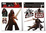 The North Face imagicom walldys32Disney Star Wars, PVC, Multicolor, 0.1X 42.5X 30.5cm