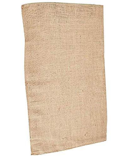 LA Linen Burlap Potato Sacks 23x40, Pack 4