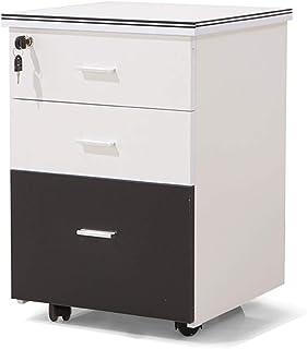 Armoires Bureau Mobile Tiroir Cabinet Trois Tiroirs Cabinet Court Cabinet Dossier Activité De Stockage Cabinet Tomber Mobi...