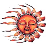 Sleeping Sun by MIKE Dubois/adhesivo