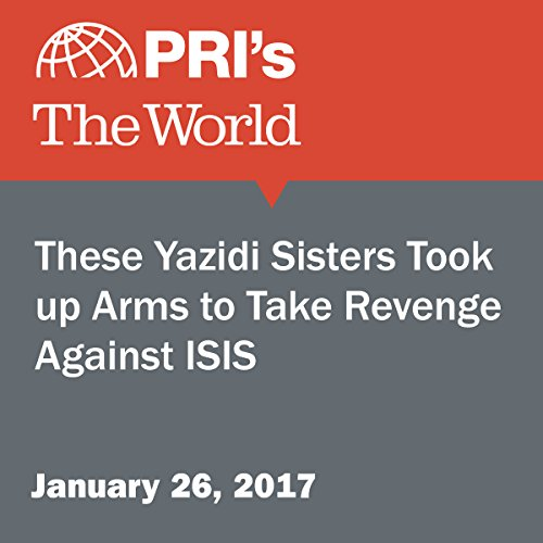 These Yazidi Sisters Took Up Arms to Take Revenge Against ISIS audiobook cover art