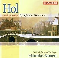Symphonies 2 & 4 by NINO ROTA (2001-10-23)