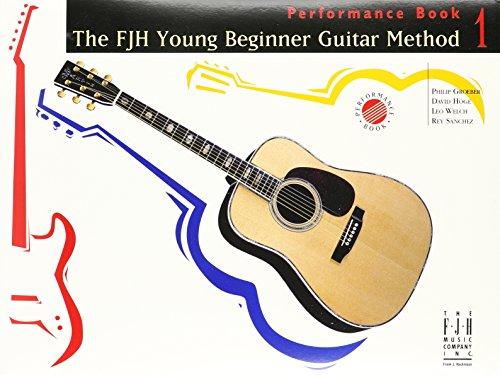 FJH Young Beginner Guitar Method Performance, Book 1