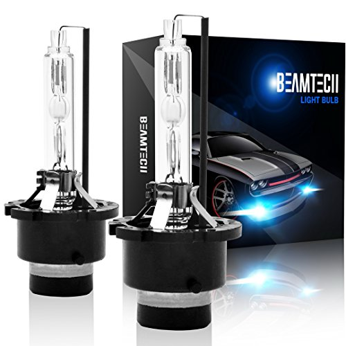 BEAMTECH 880 LED Bulb, 50W 6500K 8000Lumens Extremely Brigh 885 893 899 CSP Chips Conversion Kit Cool White All In One Low Fog Light