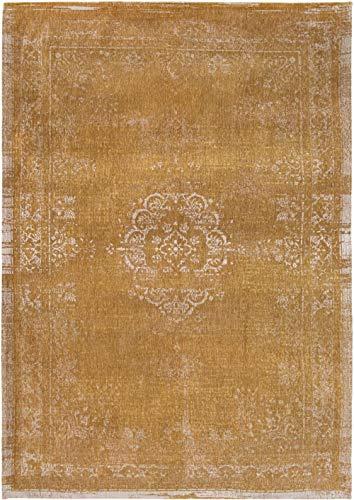 Louis de Poortere Teppich Fading World Medaillon 9145 Frühlingsmoos, 280 x 360 cm
