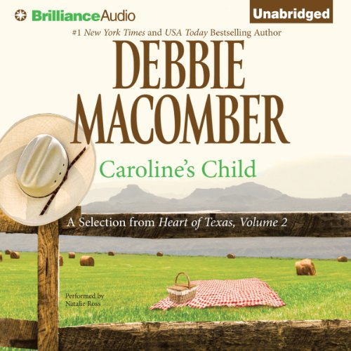 Caroline's Child audiobook cover art
