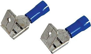Alpin 73755 Flachsteckverteiler 6.3 mm, blau