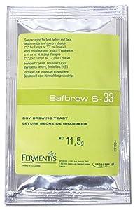 Fermentis levadura seca - Safbrew S-33 (0.5 oz)