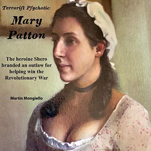Terrorist Psychotic: Mary Patton Titelbild