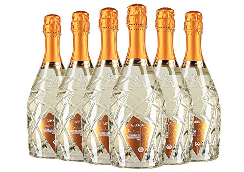 Satz mit 6 Flaschen | Astoria 'Corderie', Prosecco di Conegliano-Valdobbiadene Superiore DOCG, Italy