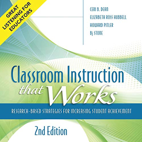Classroom Instruction That Works cover art