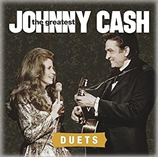 The Greatest: Duets by Johnny Cash (2012) Audio CD