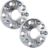 ECCPP 2X 5x4.5 to 5x4.5 Hubcentric Wheel Spacers 5x114.3mm 5 lug 20mm 60.1mm 5x114.3 to 5x114.3 Fits for 12x1.5 Studs