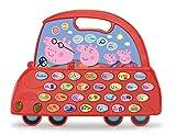 Vtech 80-530604 Peppas Alphabettafel Kleinkindspielzeug, Peppa Wutz, Lernen, Lerninhalte:...