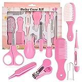 Set per la Cura del Bambino, MKNZOME 10 pezzi Kit neonato Accessori per la cura del Bambin...