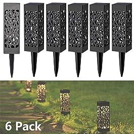 Lampes Exterieure Solaires De Jardin Au Sol, Exterieure Étanche Lumiere Paysage Lampe Jardin Sans Fil Led Décoration…