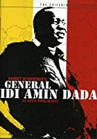 Criterion Collection: General Idi Amin Dada [DVD] [Import]
