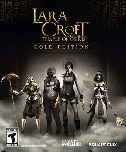 Lara Croft and the Temple of Osiris - Gold Edition (Game not Included)