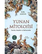 Yunan Mitolojisi-2 Cilt Takım: Tanrılar, İnsanlar ve Kahramanlar