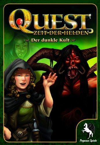 Pegasus Spiele 65010G - Quest Der dunkle Kult 2