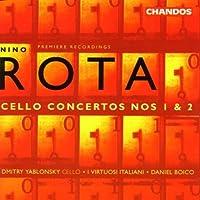 Rota: Cello Concertos 1 & 2 (2001-06-26)