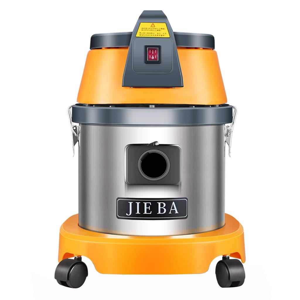 Steam cleaner Aspirador de Cubo, Limpiador a Vapor, trapeador a Vapor, Limpiador a Vapor, trapeador a Vapor, 15L, 1300W de Alta Potencia en húmedo y seco: Amazon.es: Hogar