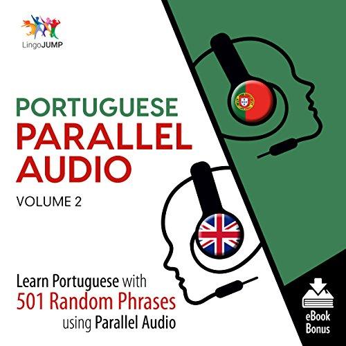 Portuguese Parallel Audio - Volume 2 Titelbild