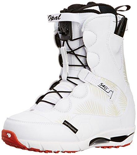 Northwave Opal Snowboard Damen Stiefel, Damen, Opal, weiß