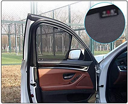 Psler Auto Magnetische Sonnenschutz f/ür Seitenfenster Heckscheibe f/ür V40 2016-2019