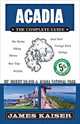 Best Hikes in Acadia National Park Guide book