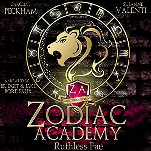 Zodiac Academy 2 cover art