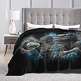 Eppedtul Supernatural Dean Winchester Ultra-Soft Micro Fleece Blanket Couch 80'' x60