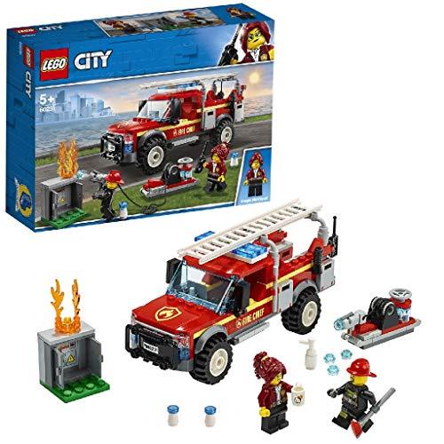 LEGO City 60231 - Feuerwehreinsatzleitung