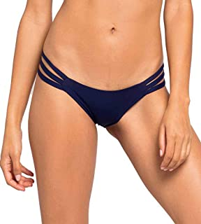 LSpace Midnight Blue Floral Bay Rose Bottom
