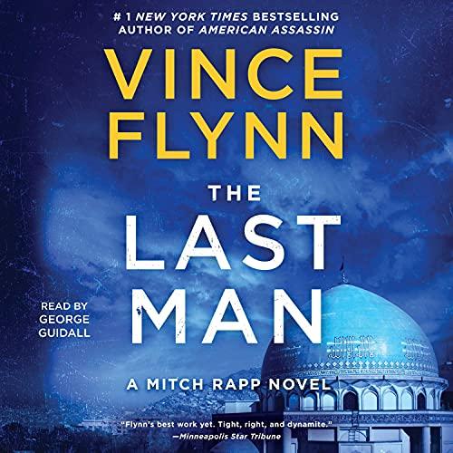 The Last Man cover art