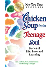 CSF THE TEENAGE SOUL BOUND FOR: Stories of Life, Love and Learning (Chicken Soup for the Soul)