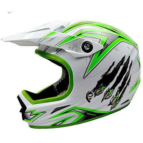 LOLIVEVE helm motorhelm kleine off-road motorhelm elektrische voertuig helm volledige helm
