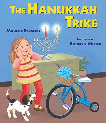 The Hanukkah Trike (English Edition)