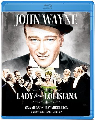 Lady From Louisiana [Edizione: Stati Uniti] [Reino Unido] [Blu-ray]