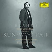 Brahms: Piano Conceto No.1 by Kun-Woo Paik