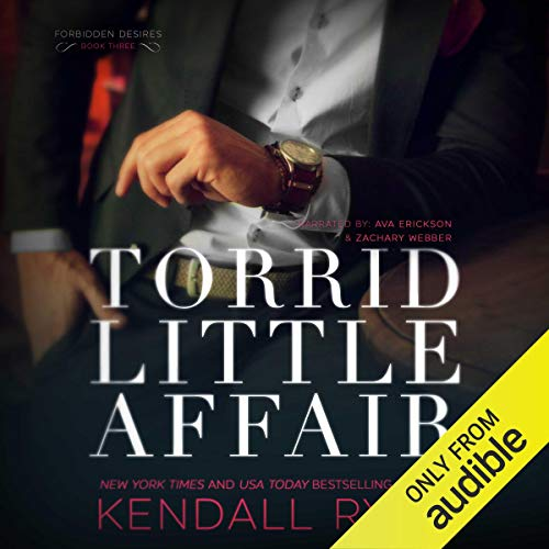 Torrid Little Affair  By  cover art