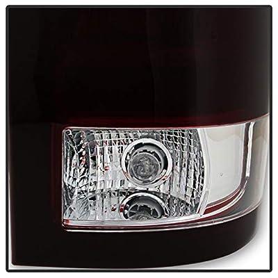 Xtune ALT-JH-GS07-OE-RSM GMC Sierra Tail Light