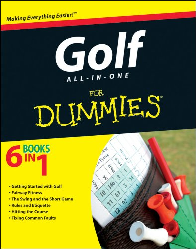 Golf All-in-One For Dummies (English Edition)