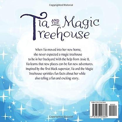 Tia and the Magic Treehouse