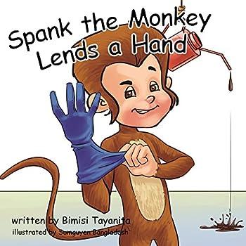 Spank the Monkey Lends a Hand  Reach Around Books--Season One Book Three