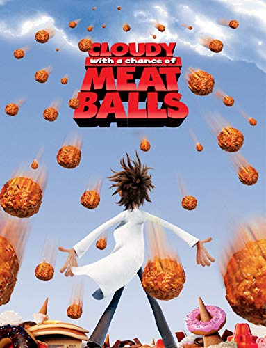 Cloudy With A Chance Of Meatballs: Screenplay (English Edition)