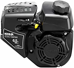 Kohler 2000 Series OHV Horizontal Engine - 196cc, 3/4in. x 2.42in. Shaft, Model Number PA-RH265-3103