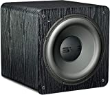 SVS SB-2000 Subwoofer (Black Ash) – 12-inch Driver, 500-Watts RMS, Sealed Cabinet