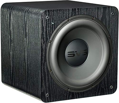 Purchase SVS SB-2000 Subwoofer (Black Ash) – 12-inch Driver, 500-Watts RMS, Sealed Cabinet